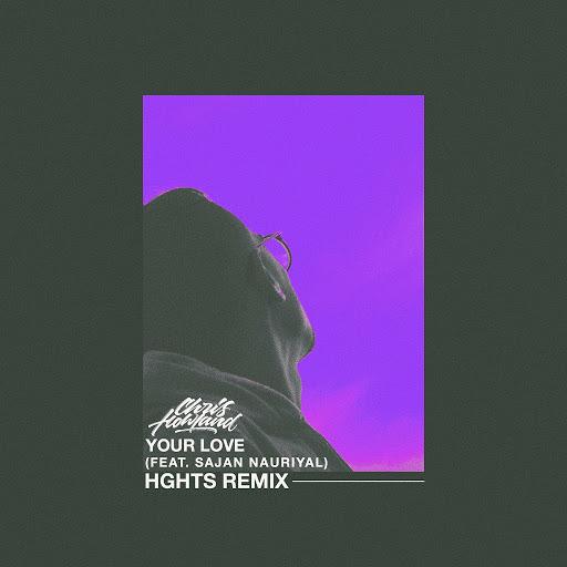 Chris Howland альбом Your Love (HGHTS Remix)