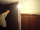 оштукатуривание стены под керамическую плитку 2