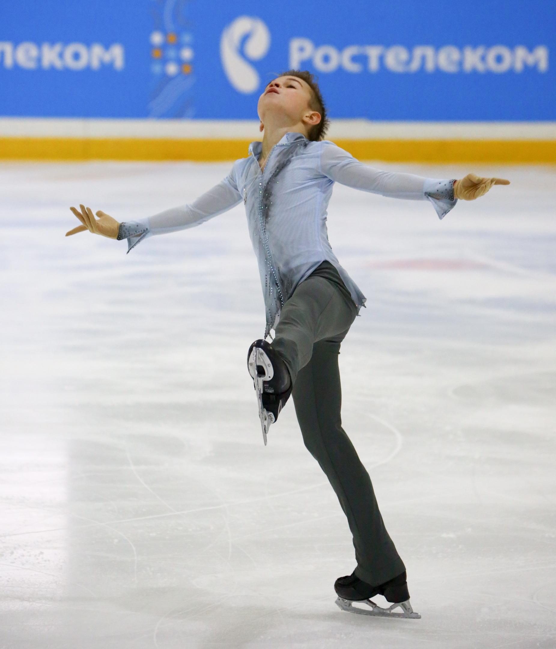 Российские соревнования сезона 2018-2019 (общая) 0ycwQEwINA8