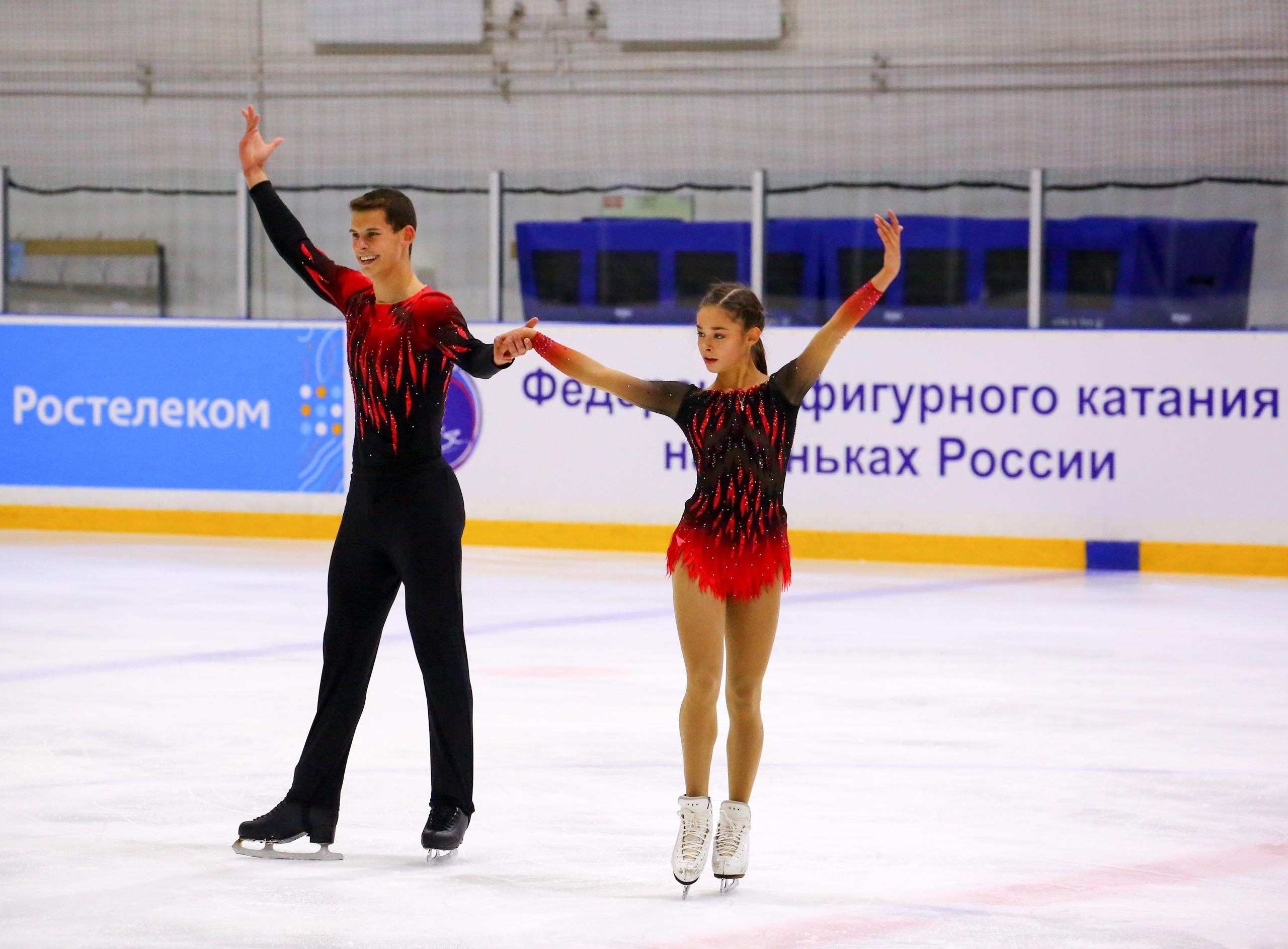 Российские соревнования сезона 2018-2019 (общая) LYjxi6rVhqY