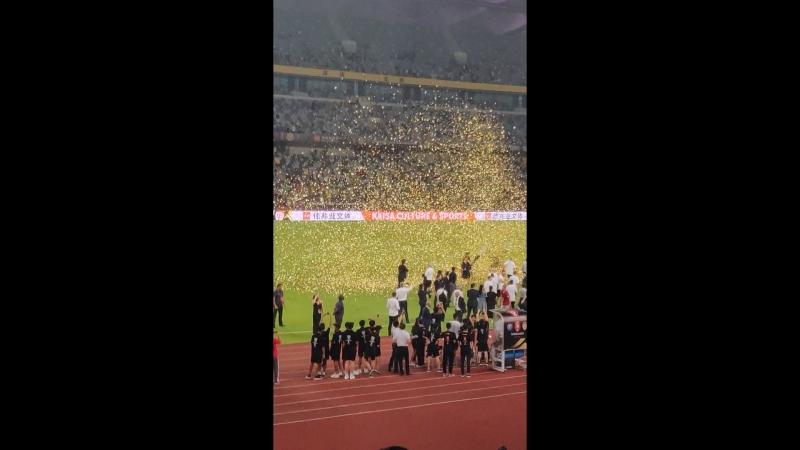 Congrats to PSG 4 0 Monaco