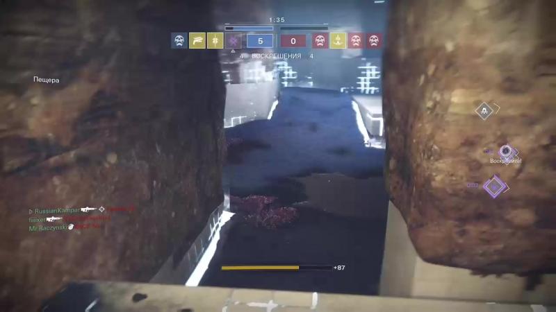Destiny 2 - победа в испытаниях девяти :з
