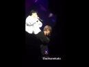FANCAM   22.09.18   Chan (Ride with me) @ UNB 2nd Concert in Japan