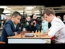 СЕНСАЦИЯ! 16-летний узбек победил чемпиона мира по шахматам Карлсена