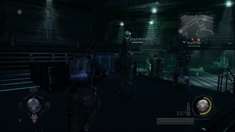 VK Resident Evil Raccoon City 9