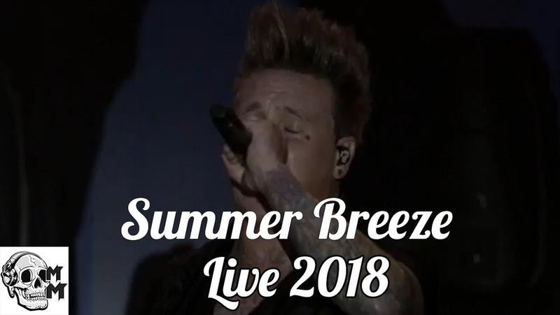 Papa Roach Live At Summer Breeze 2018