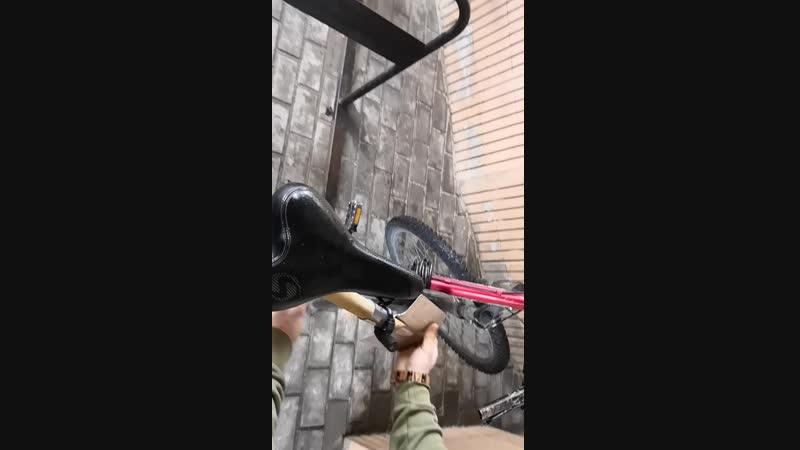 Пособие от Monkey Food как угнать велосипед