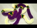 DIY Deepavali Festival Decoration Handmade Mala At Home Handmade Toran For Decoration