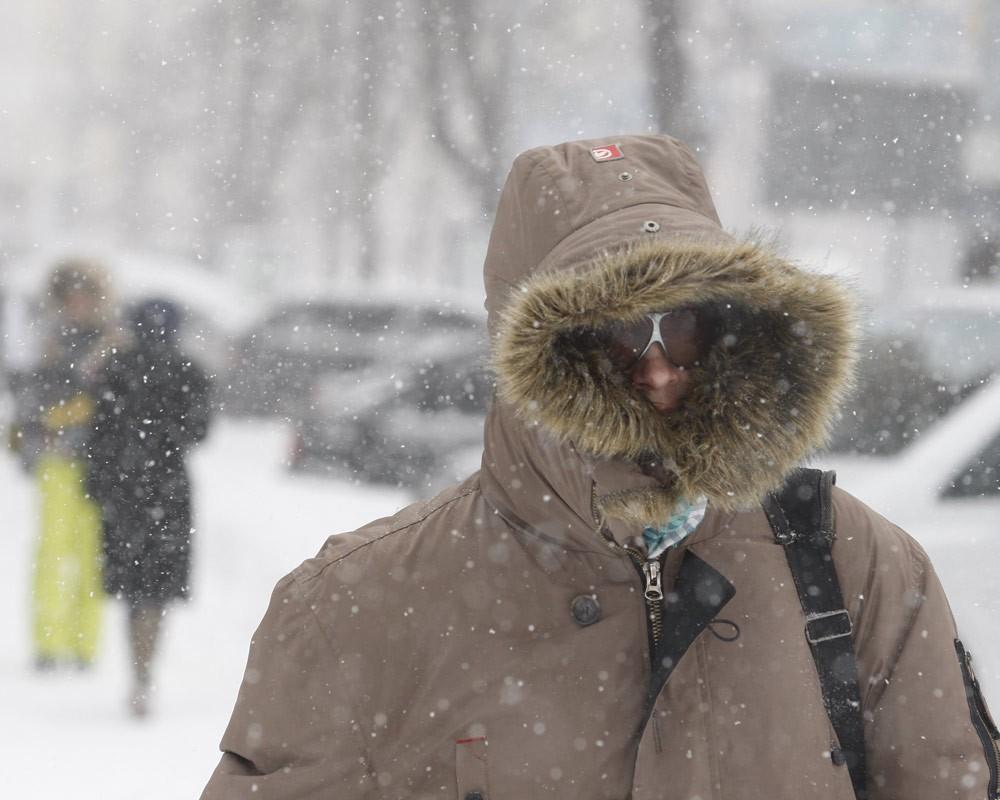 Холодные выходные ждут казахстанцев ____ ⠀ В выходные в боль