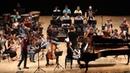 Репетиция. Л.ван Бетховен. Тройной концерт для фортепиано, скрипки и виолончели. Часть 1. (фрагмент)