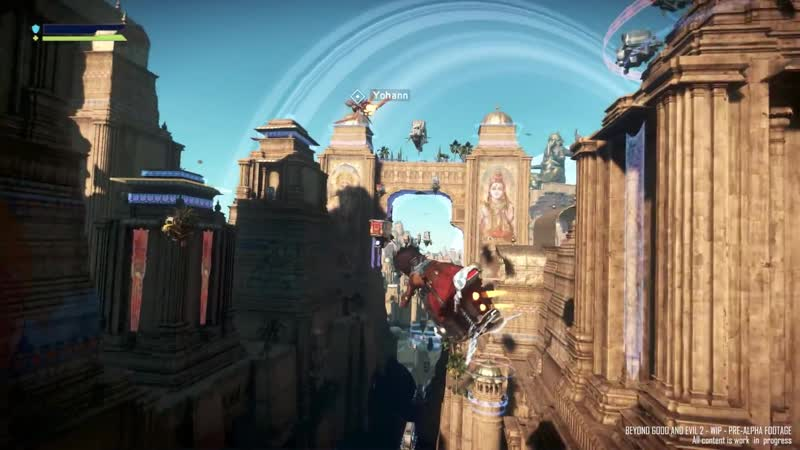 Beyond Good and Evil 2 New Gameplay Update - Augments, Vehicles, Co-Op, and Spyglass Ubisoft [NA]