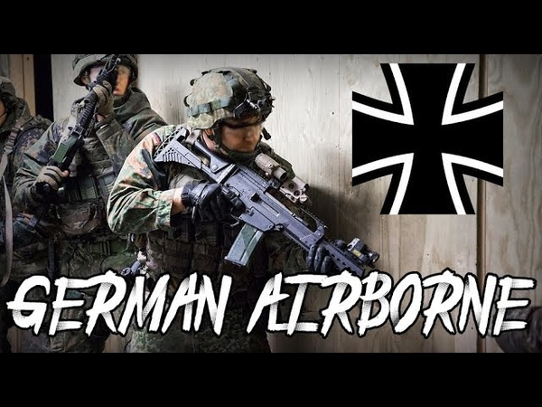 German Airborne - No Mercy | Fallschirmjäger EGB DSK | 2018 HD