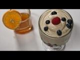Парфе с ягодами и коктейль Сидней Зощенко. Сладкие рассказы