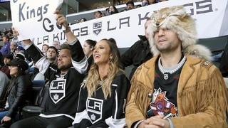 NHL First Timer: Bear Degidio & Paige Hathaway