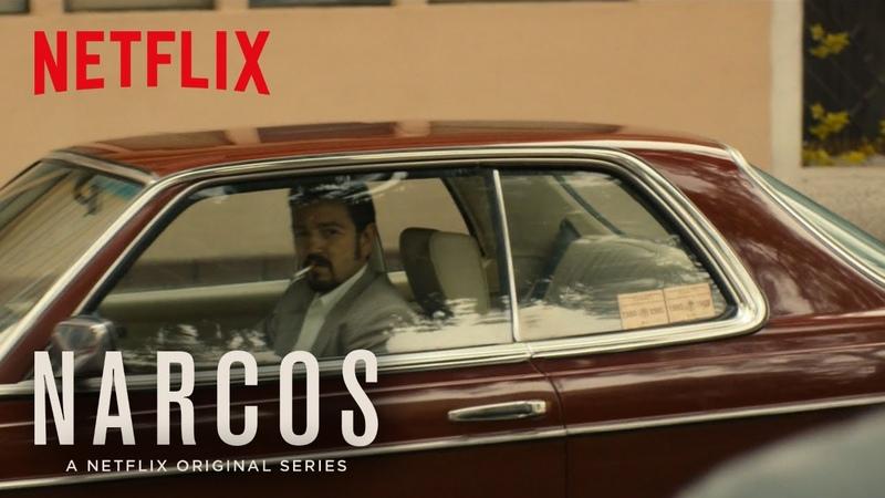 Narcos Mexico Clip Felix Netflix