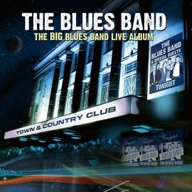 The Blues Band альбом The Big Blues Band Live Album