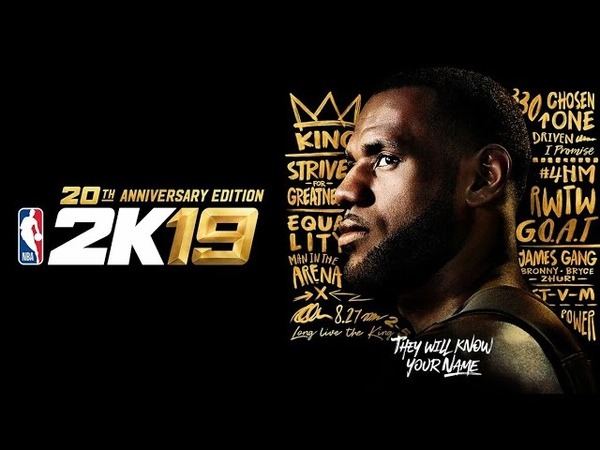 NBA 2K19 - How Could They Have Known (Feat. 2 Chainz, Rapsody and Jerreau)
