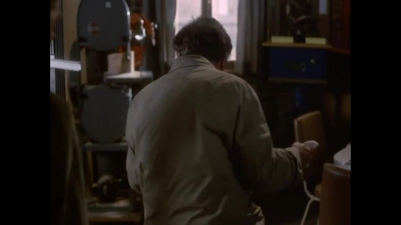Коломбо Коломбо идёт на гильотину 1989 детектив реж Лео Пенн