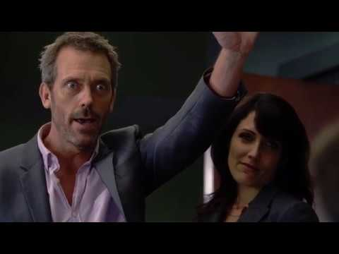 House M.D: House Proves To Wilson He's Dating Cuddy