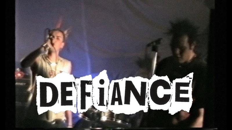 DEFIANCE - Burn ( Live 1994 ) Original lineup