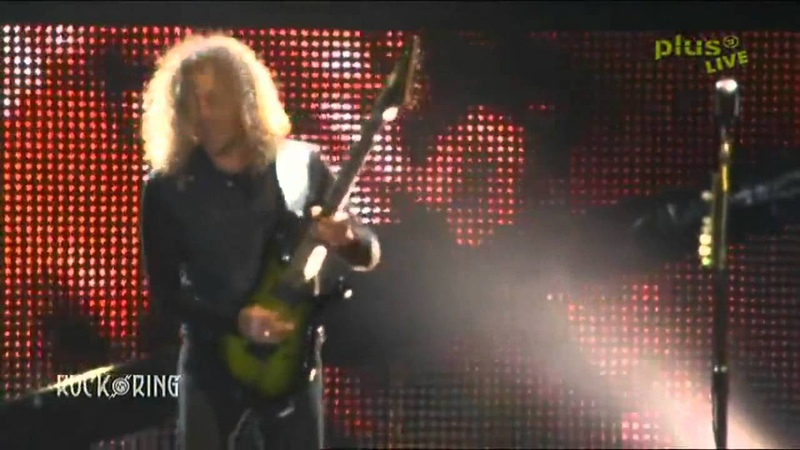 Metallica - 12 - Dont Tread On Me - Live Rock Am Ring 2012 [HD]