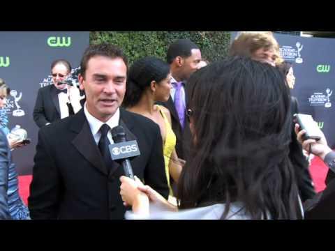 Guiding Light Daytime Emmys 2009 Kurt McKinney