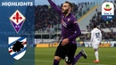 Фиорентина 3-3 Сампдория Обзор матча чемпионата Италии Серия А
