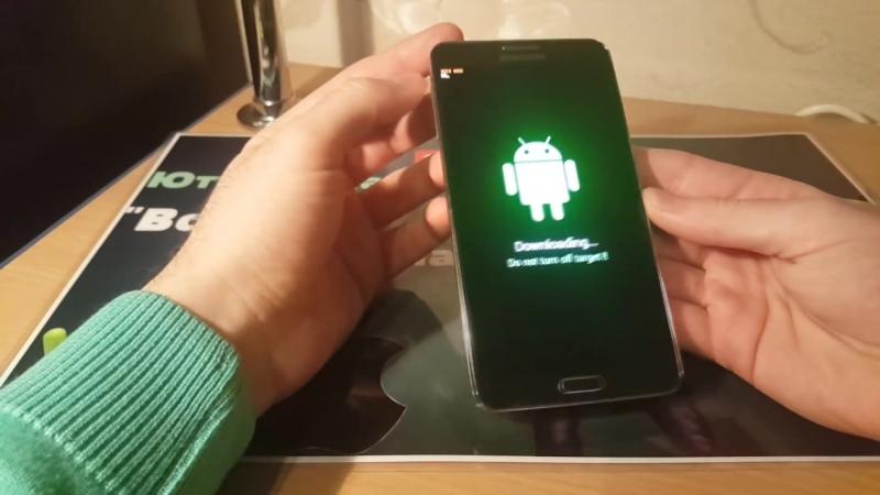 Установка Android 7.1 на Galaxy Note 3⁄CyanogenMod 14.1 Nougat