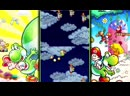 Yoshis Island DS All Bosses No Damage
