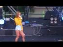 FANCAM 180525 Hyolyn - Blue Moon Kor Festival (720p).mp4