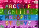 Видео 2. Турецкий алфавит для детей - весело и задорно