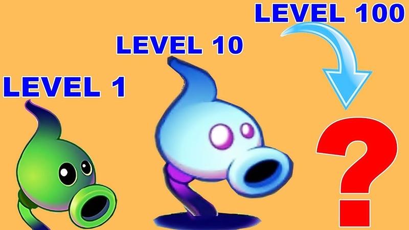 Plants vs Zombies 2 Shadow Peashooter Pvz 2 Level 1-10- Gameplay 2018