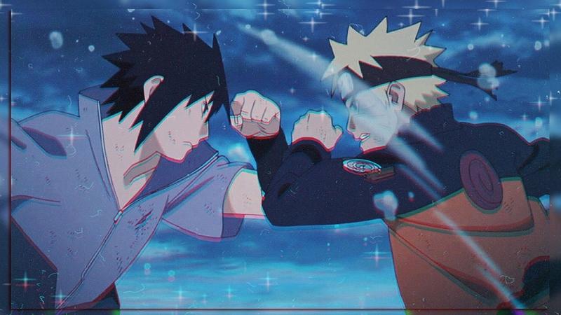 XXXTENTACION - I spoke to the devil | Naruto vs Sasuke[АMV]