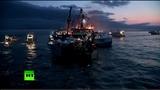 Морской бой в Ла-Манше столкнулись британские и французские ловцы гребешков