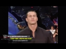 Randy Orton costs Undertaker a match against JBL