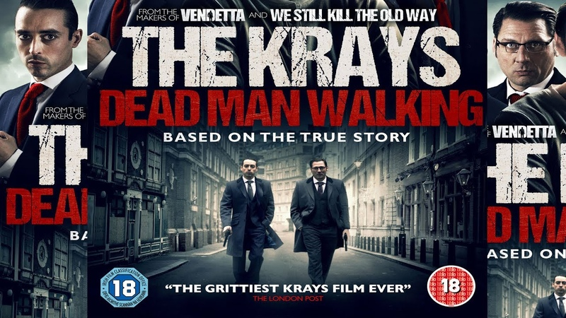 THE KRAYS: DEAD MAN WALKING Official Trailer (2018) The Mad Axeman