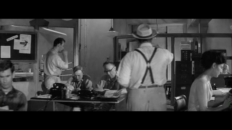 День, когда загорелась Земля The Day the Earth Caught Fire 1961