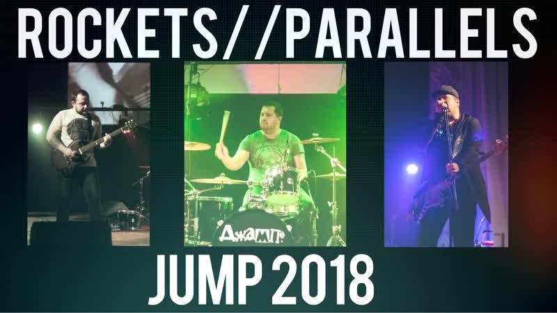 ROCKETSPARALLELS @ JUMP 2018