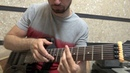 Clean guitar tapping | Ibanez RGA 8
