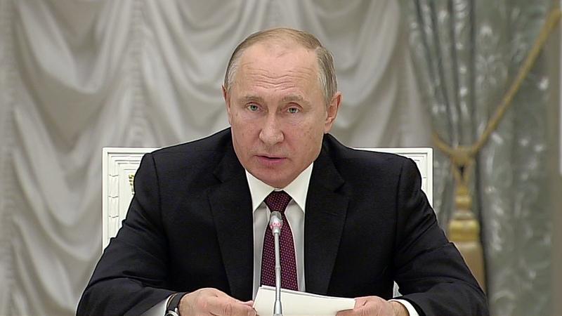 Владимир Путин предложил оказывать дополнительную помощь ветеранам Великой Отечественной войны ежегодно