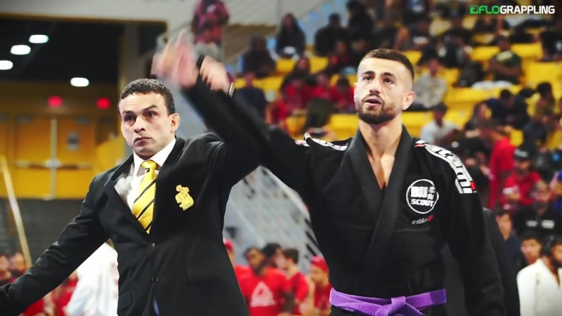 Cemil Karahan - Purple Belt Highlights
