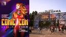 Видео с Comic Con Ukraine 2018 в Киеве 22-23.09.18