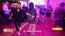Zang Zaghi and Aziza Saddem Salsa Dancing at El Sol Warsaw Salsa Festival Sunday 11 11 2018