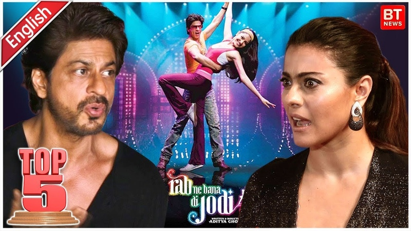 Kajol Has Rejected These 5 Superhit Films With Shahrukh Khan | SRK Vs Kajol Fight Top 5