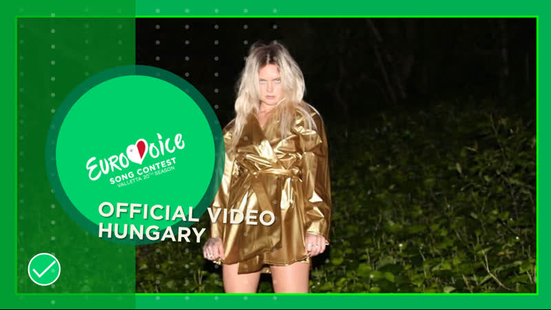 Hungary - Tove Lo - Glad He's Gone - Official Music Video - Eurovoice 20