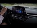 Тойота Toyota C HR Мал золотник да дорог