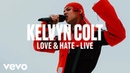 Kelvyn Colt - Love Hate (Live) | Vevo DSCVR ARTISTS TO WATCH 2019