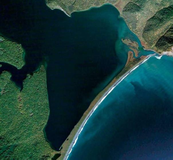 Тайна камчатского озера Большой Калыгирь