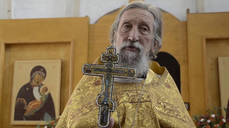 прот Александр Салтыков Украинская Церковь в опасности гонений 2018