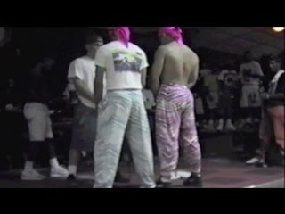 Matt & Jeff Hardy Rap-Dance!
